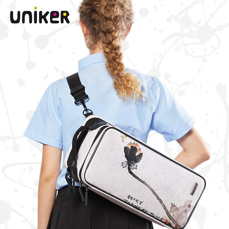 """""""Uniker painting and calligraphy pencil case"""""""