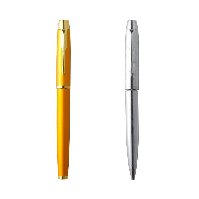Minghao 222 Series Fountain Pen Student School Supporation Supplies Tinta Caligrafía Bolígrafos