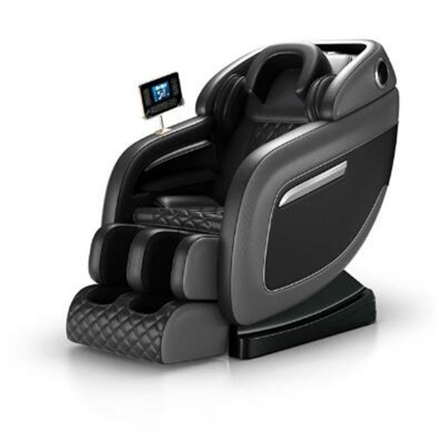 M9 luxury Direct Selling Massage Chair Electric Full Body Leather Kneading Vibration Heated Zero Gravity Relax