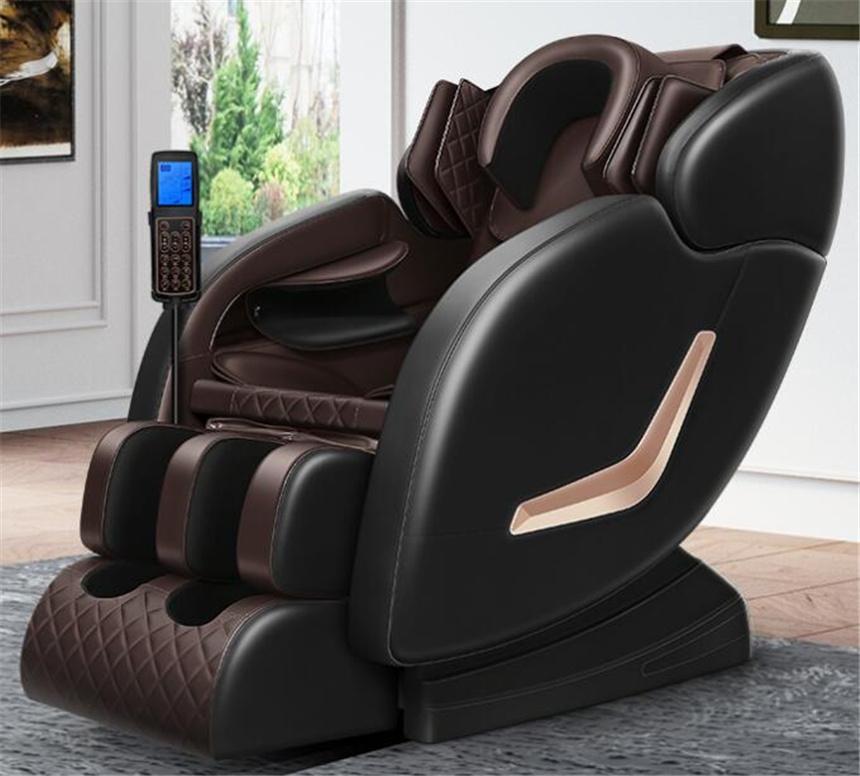 S1 كرسي التدليك الفاخرة آلة عالية الجودة للمنزل والمكاتب المحمولة كرسي شياتسو القدم الاسترخاء