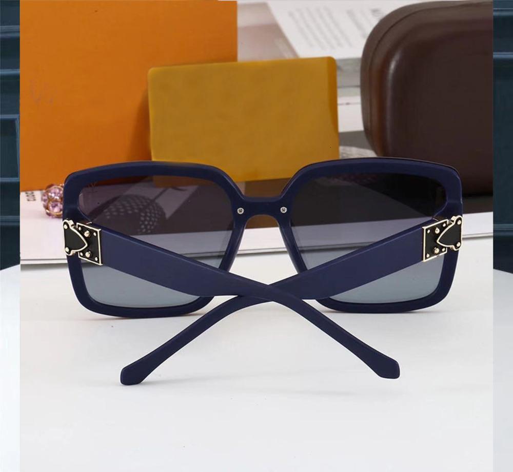 Designer Sonnenbrille Strand Mode Herren- und Frauenbrille spezielle für Partys Eine Klasse A-Stil