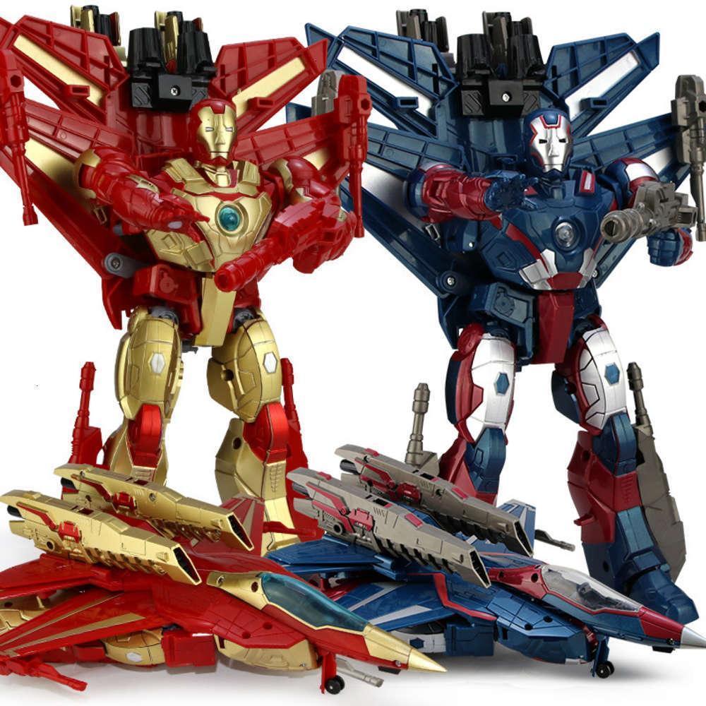 Action Toy chiffres Picoles Shootingkong King Roi Déformation Plan de bataille Vengeance Robot Alliance Fabriqué Modèle Modèle Garçon cadeau