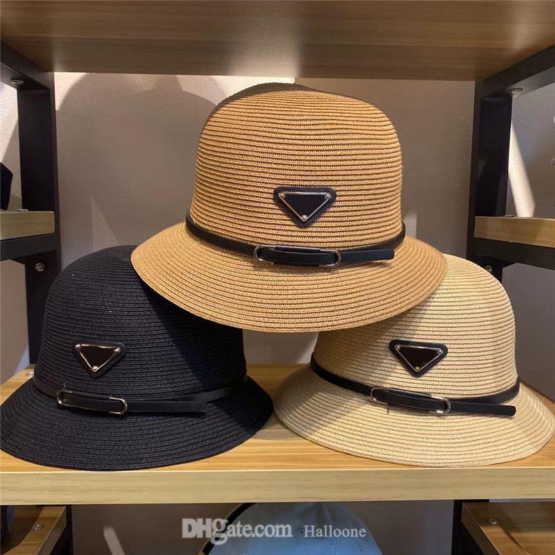 Classic Marke Collapsible Holiday Beach Hüte Hohe Qualität Einstellbare Snapback Sun Hat Womens Casquette Wide BRIM CAP 3 Farben Fisherman Caps