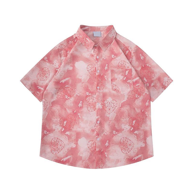 Camisa hawaiana hombres verano vacaciones camisas de hombre camisas masculinas