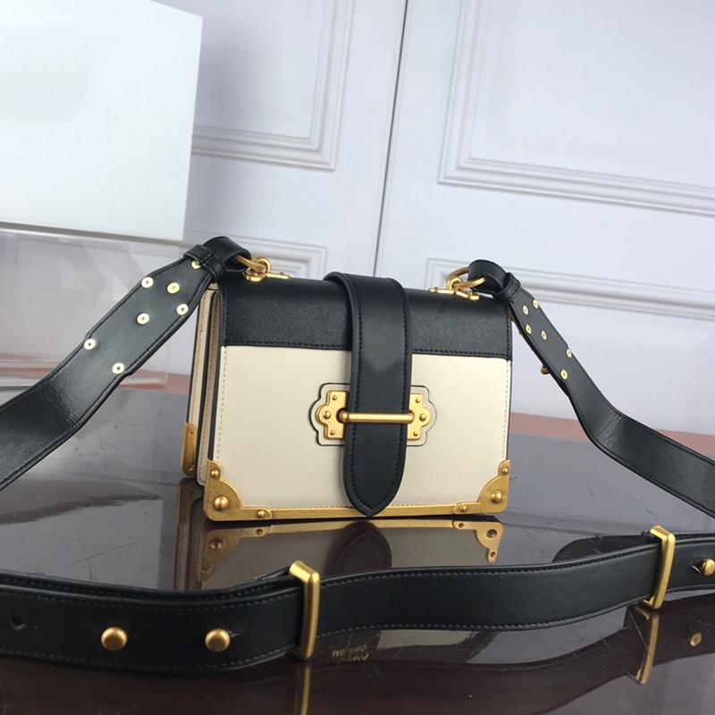Pink Sugao Designer Handbag di lusso Borsa a tracolla Donne Borsa Donna Genuine Pelle Top Quality 2021 Moda Girl Shopping Borsellino 1BD045260 Buon hardware