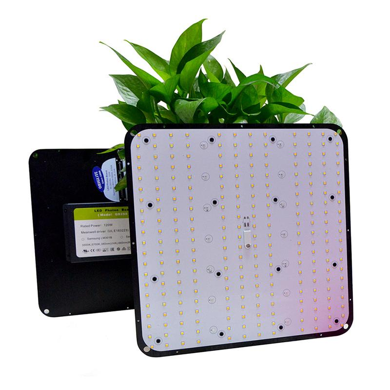 Samsung LM301H LED Grow Light Board 3500K 5700K 660nm IR UV Grow Tent 120w Quantum Board
