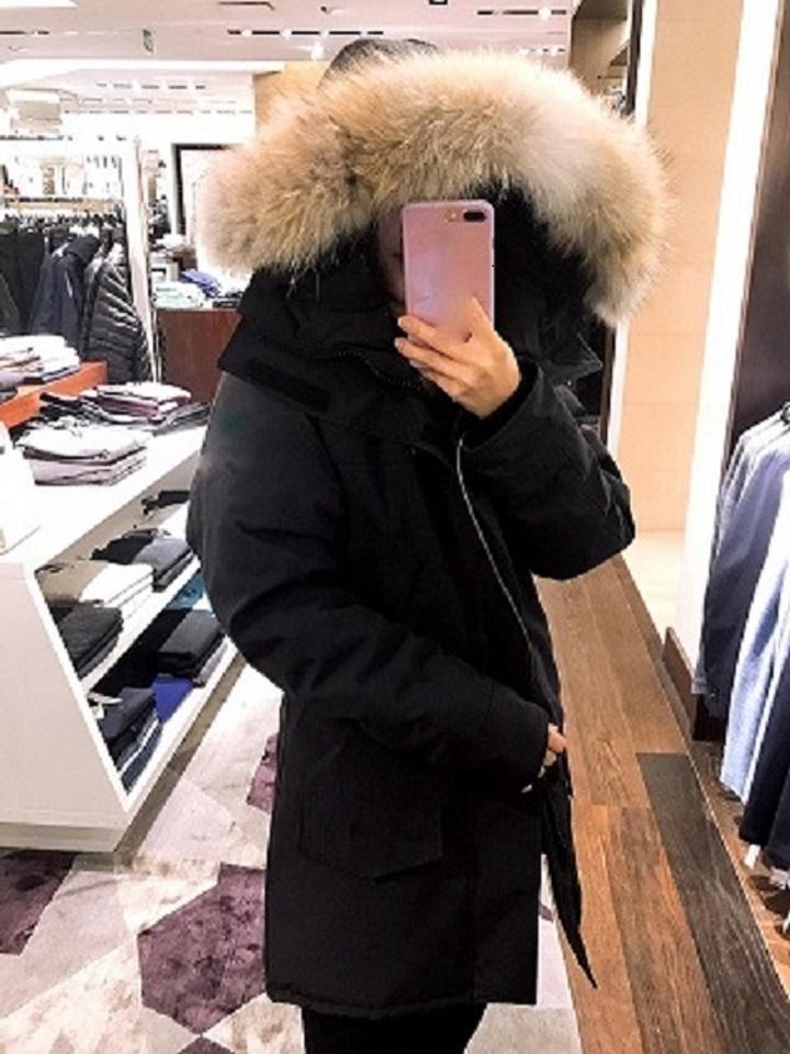 2021 Мужчины дизайнерские зимние куртки зимние куртки Пальто теплого пуховики открытый с капюшоном мех густые из искусственных меховых мехов Внутренние Parkas SizeXs-2XL известный бренд