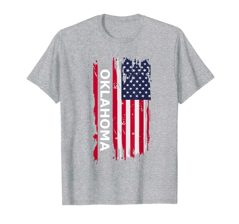 State Of Oklahoma Gift Souvenir T-Shirt