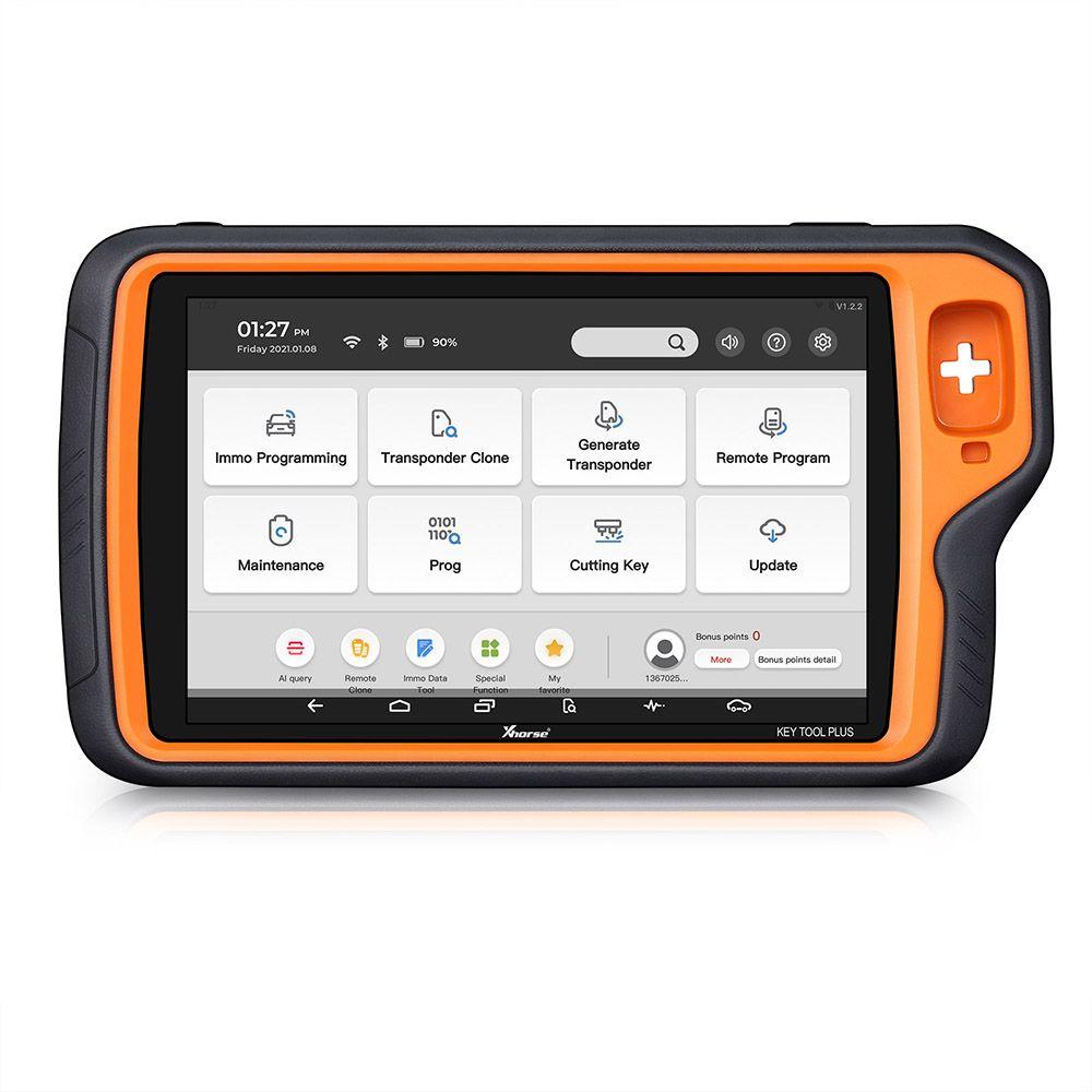 Xhorse VVDI Key Tool Plus Pad Full Configuration All-in-one GL Version Orange