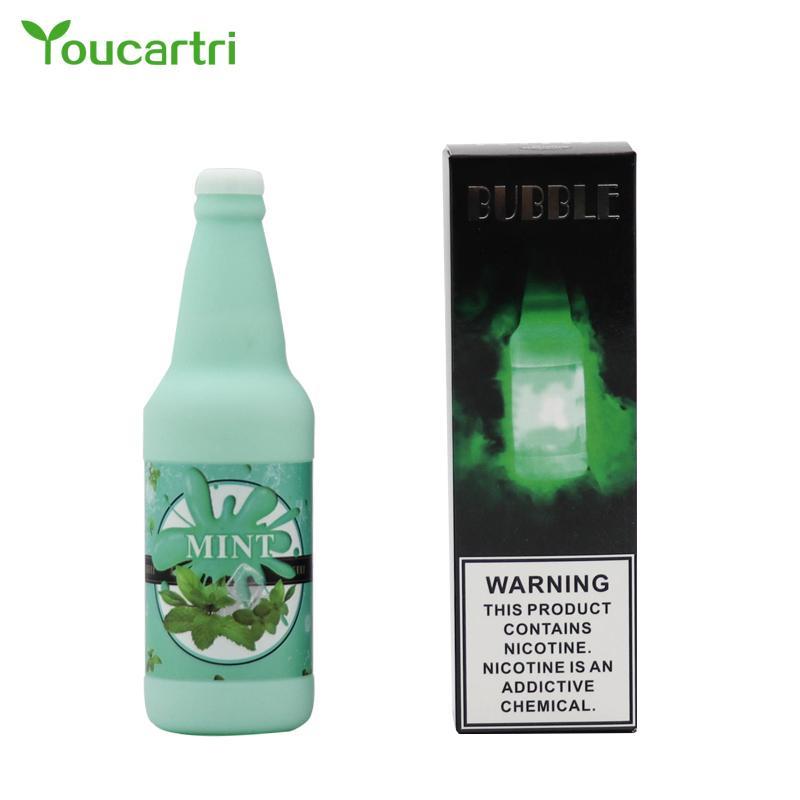 Mejor proveedor YouCartri Factory Bestselling Vape vape al por mayor de 6ml Capacidad 3000 Puffs Cool LED Luz rápido Envío rápido Precio competitivo