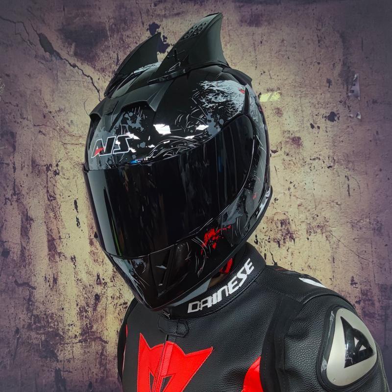 Cascos de motocicleta para bicicleta Bicicleta Cara abierta Retro Mid MOTO con gafas de cuero bufanda casco unisex