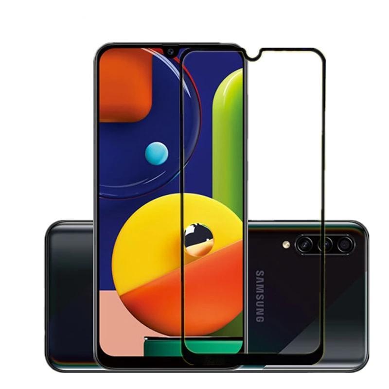 Per Samsung Galaxy A21 A01 A11 A11 K51 Stilo 6 Nord N200 5G Protezione 3D Pelle full Lamped Glass Retail Packaging A