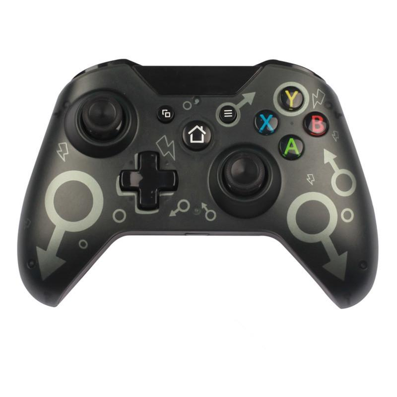 Wireless Controller Gamepad Precise Thumb Joystick Gamepads Game Controllers For Xbox One/PS3/PC