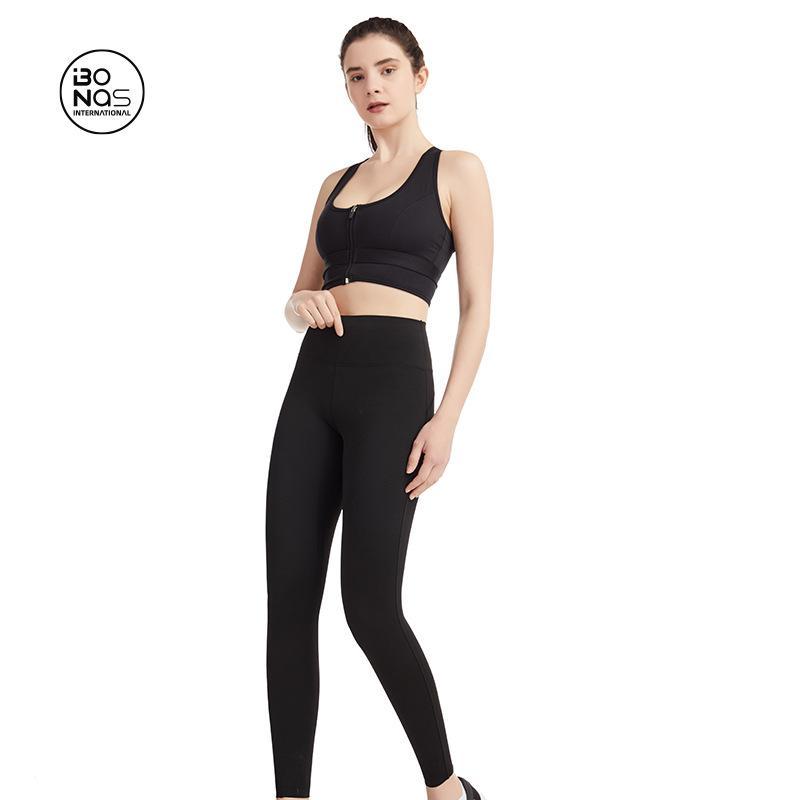 Women Sport Leggings Yoga Pants Jogging Workout Running Stretch High Elastic Gym Tights