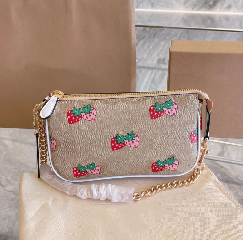 2021 Luxurys Designers Çanta Toptan Hobo Klasik Yüksek Kalite Bayanlar Koltukaltı Çanta Kadın Mahjong Omuz Çantaları Kutusu Ile
