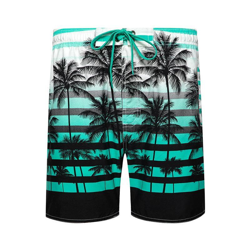 Quick Seco Verão Mens Swimwear Beach Board Beachs para Homens Swim Trunks Natação