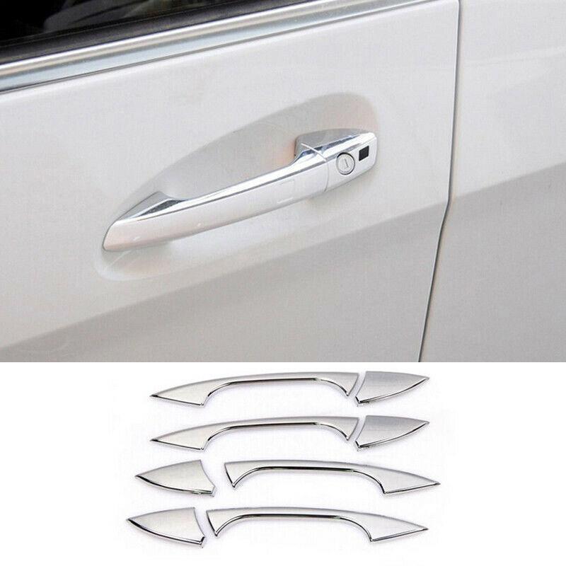 For Benz A B C E ML GL GLK GLS GLA Class Car Exterior Door Handle Cover Trim