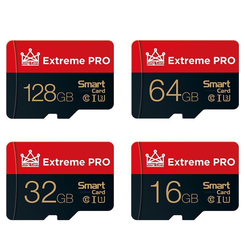 Ultra Memory Card Cards 8GB/16GB/32GB/64GB/128GB micros carte memoire 32gb C10 Mini TF free SDs adapter