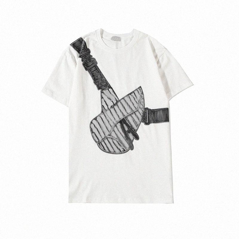 حار بيع رجل النساء مصممين تي شيرت الرجال s عارضة القمصان مائل الرجل الملابس الزى السراويل كم t-shirt الملابس بلايز 20ss جديد o97k #