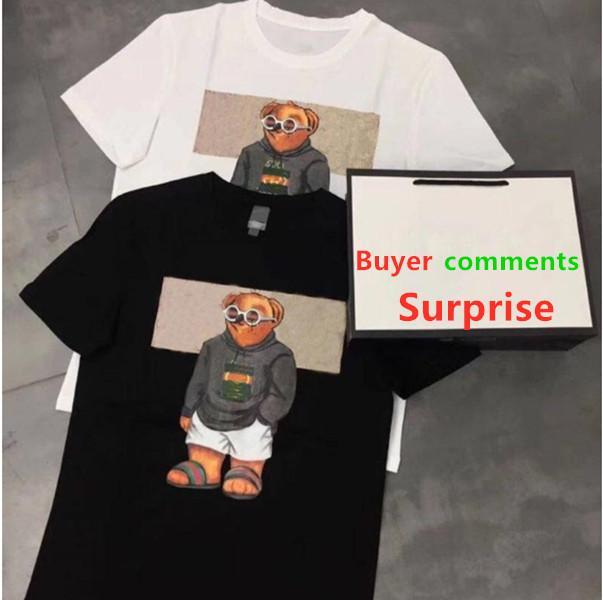 21ss Pringting Pamuk Yaz Sokak Kaykay Erkek T-Shirt Erkekler Kadınlar Kısa Kollu Rahat Tee Boyutu S-5XL