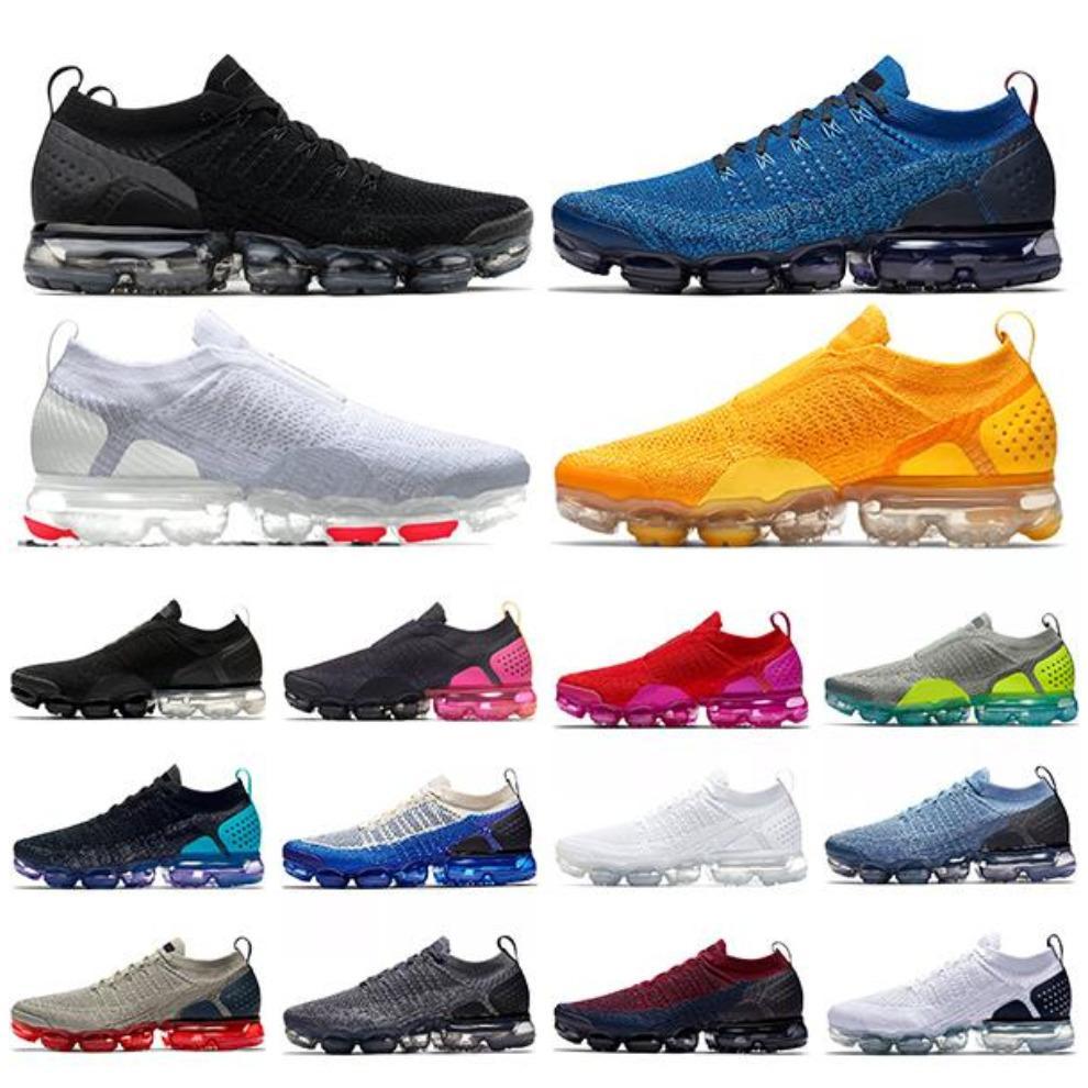 Üst Elbise Ayakkabı TN Artı 2.0 Moc Örgü Üçlü Siyah Beyaz Spor Mavi Ruh Olimpiyat Oreo Zapatos des Chaussures Erkek Sneakers Boyutu 36-45
