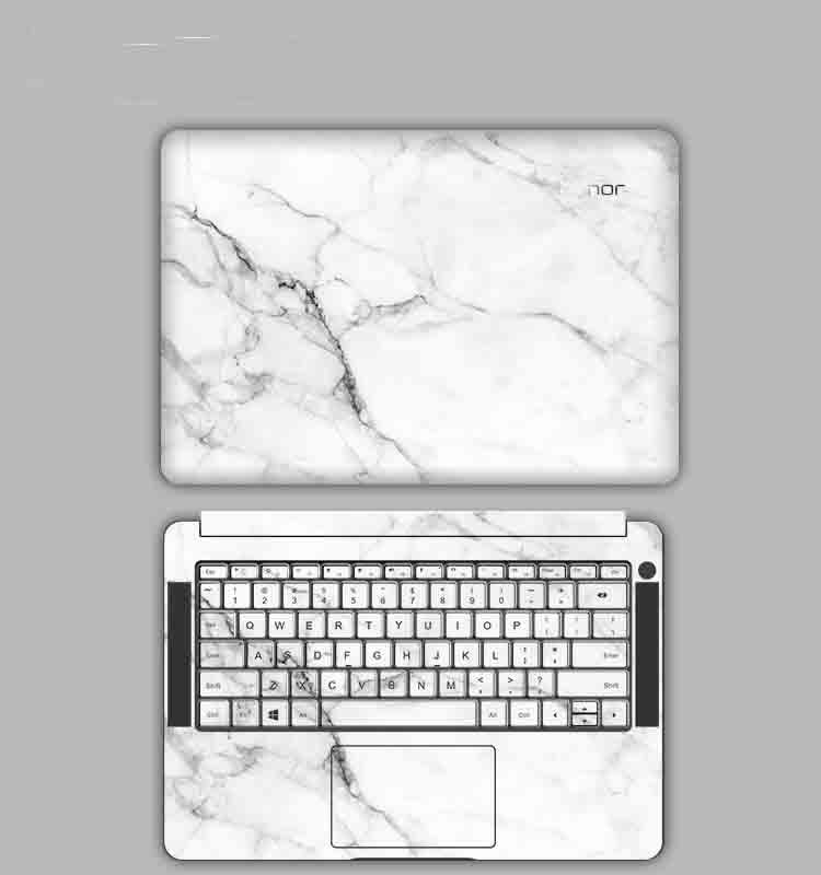المسيل للدموع الكمبيوتر الرياح اليابانية دفتر العام النمط الصيني ديكور لوحة المفاتيح المحمولة ملصقات الجمال لطيف