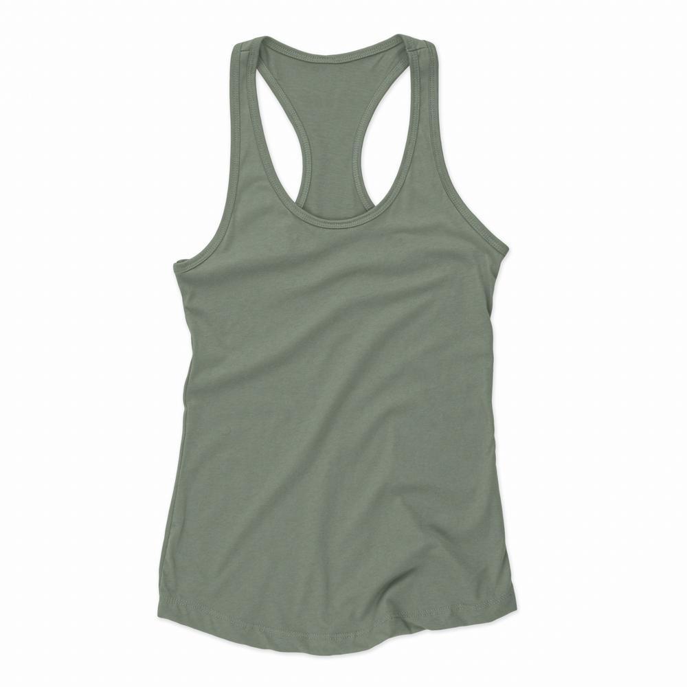 Venta al por mayor 100% algodón O-cuello tejido de punto estilo casual mujer camiseta sin mangas