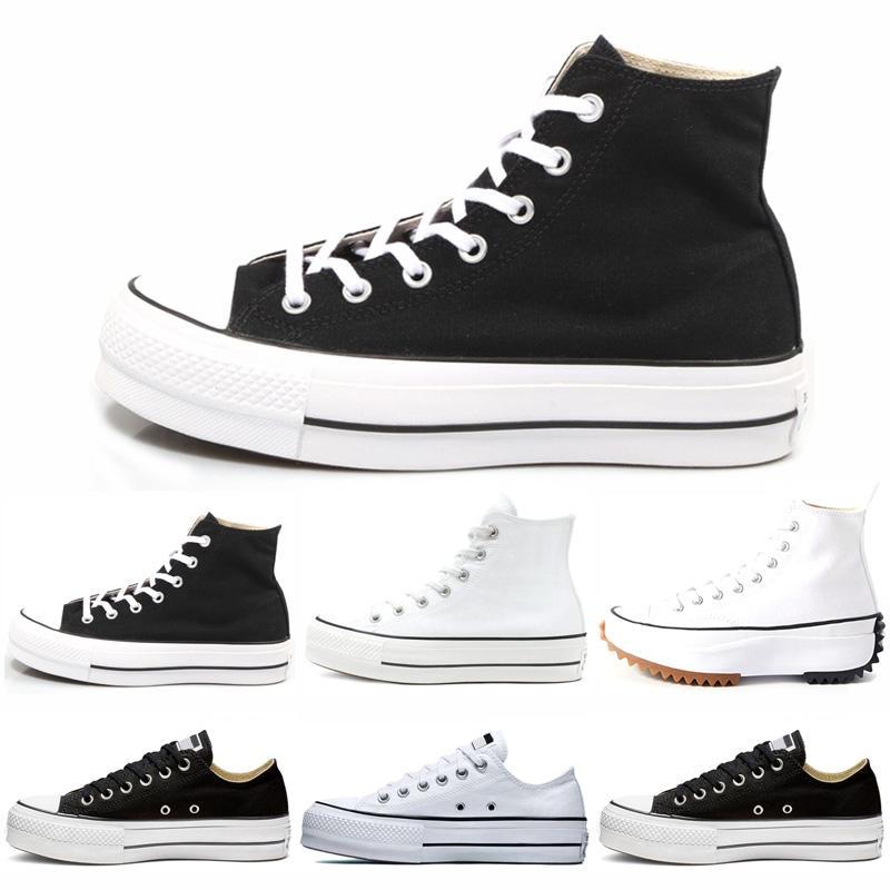 2021 JW Anders Run Star Hike Ayakkabı Platformu Yüksek Üst Beyaz Sneakers Kadınlar Casual Moda 36-40