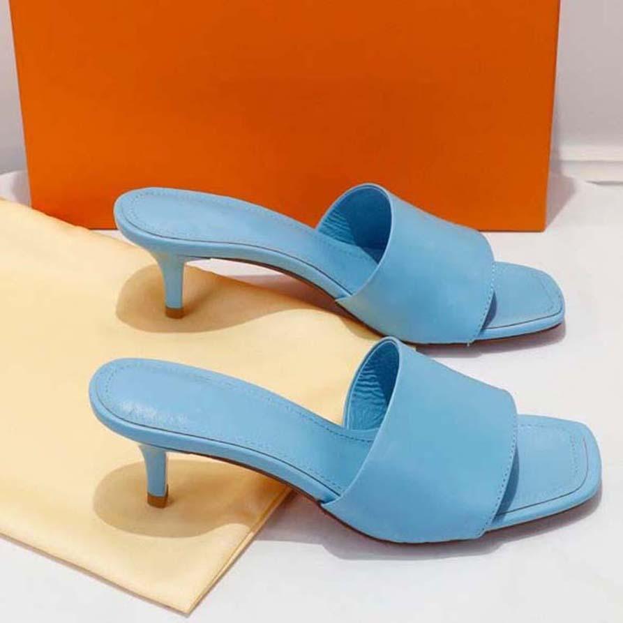 Top Quality Mulheres Sapatos de Rubber Calcão Sandálias Sandálias Verão Praia Ao Ar Livre Chinelos Cool Moda Lady Lady Slide Flip Flip Flops com Box Home011 111