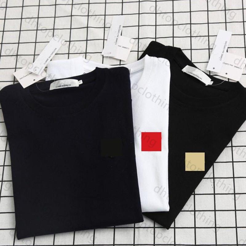 VERANO TEES MENS Ropa para mujer Camiseta de manga corta Camisetas de moda Camisetas para hombre Tops Letra de lujo Bordado Tamaño S-4XL