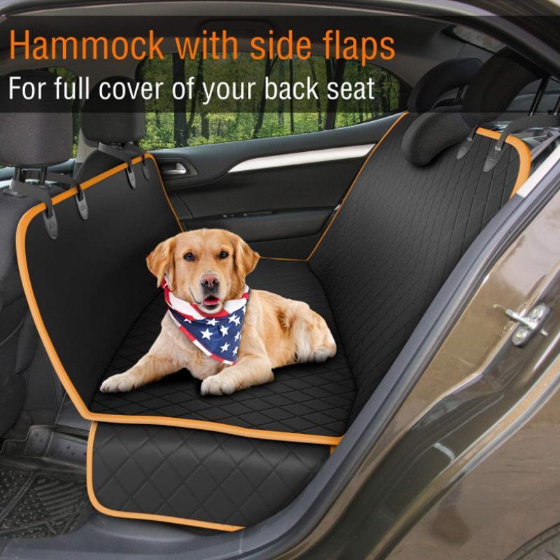 Couvertures de siège auto chien Modèles de matelas pour animaux de compagnie Pets Tapis Tapis Dogs étanche et sale Coussin arrière