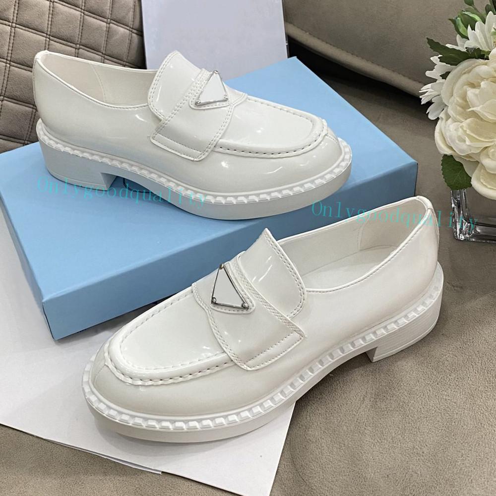 Высочайшее качество женские одежды обувь плоский повседневная низкосоткатная свадьба мода бизнес формальный лоуфер социальный коренастый с оригинальной коробкой