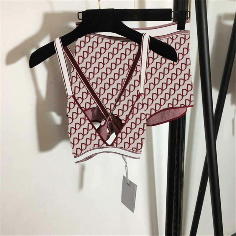 Sous-vêtements de sous-vêtements de bikini imprimés pour femmes Textile Soutien-gorge Soutien aux femmes Suny Plage Summer Beach Lingerie Maillots de bain