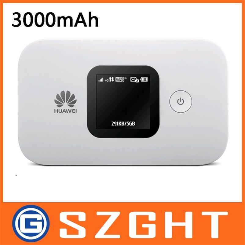 Unlocked E5577s-321 Router 150Mbps 3000mAh Battery Modem e5577 modem e5577-321 router 210607