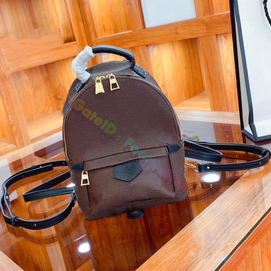 2021 Frauen Rucksack Umhängetaschen Luxurys Designer Handtaschen Geldbörsen Mode Top Qualität Leder Reisetasche Totes Crossbody Handtasche Mini Brieftasche Multi Tasche