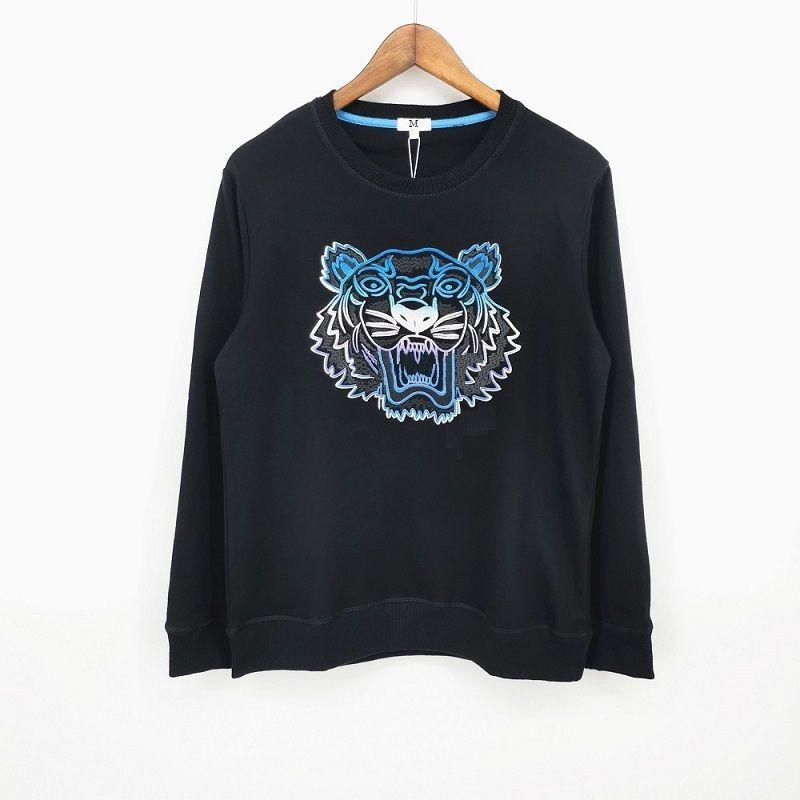 Toptan Unisex Kazak Erkekler Için Bahar Kazak Erkek Hoodie Nakış Ince Bez Fabrika C02Sweatshirt Gevşek Stil Moda Kazak Gömlek İyi Kaliteli