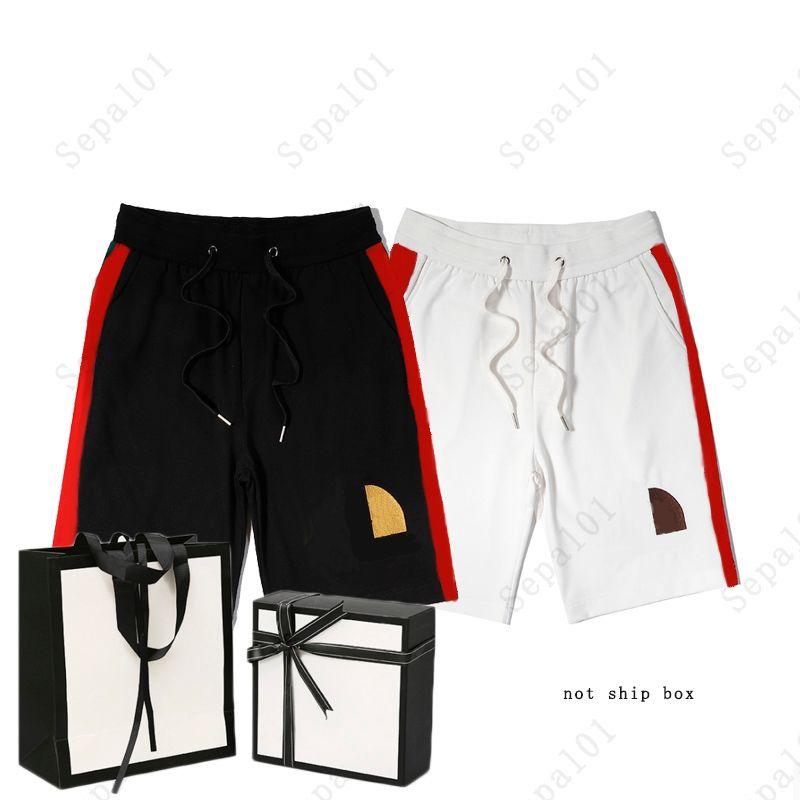 망 여름 바지 패션 자수 편지 패턴 남자 캐주얼 반바지 고품질의 활발한 거리 착용 2021 도착