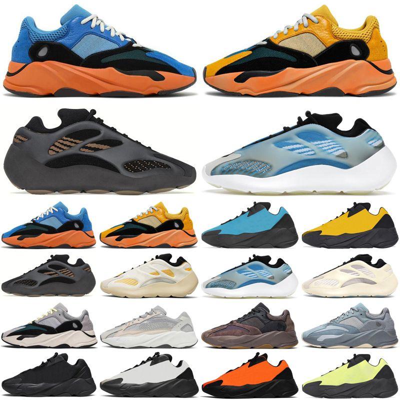 yeezy yezzy boost 700 380 kanye west 700s 380s hommes chaussures de course alvah azael alien mist hommes formateurs baskets de sport