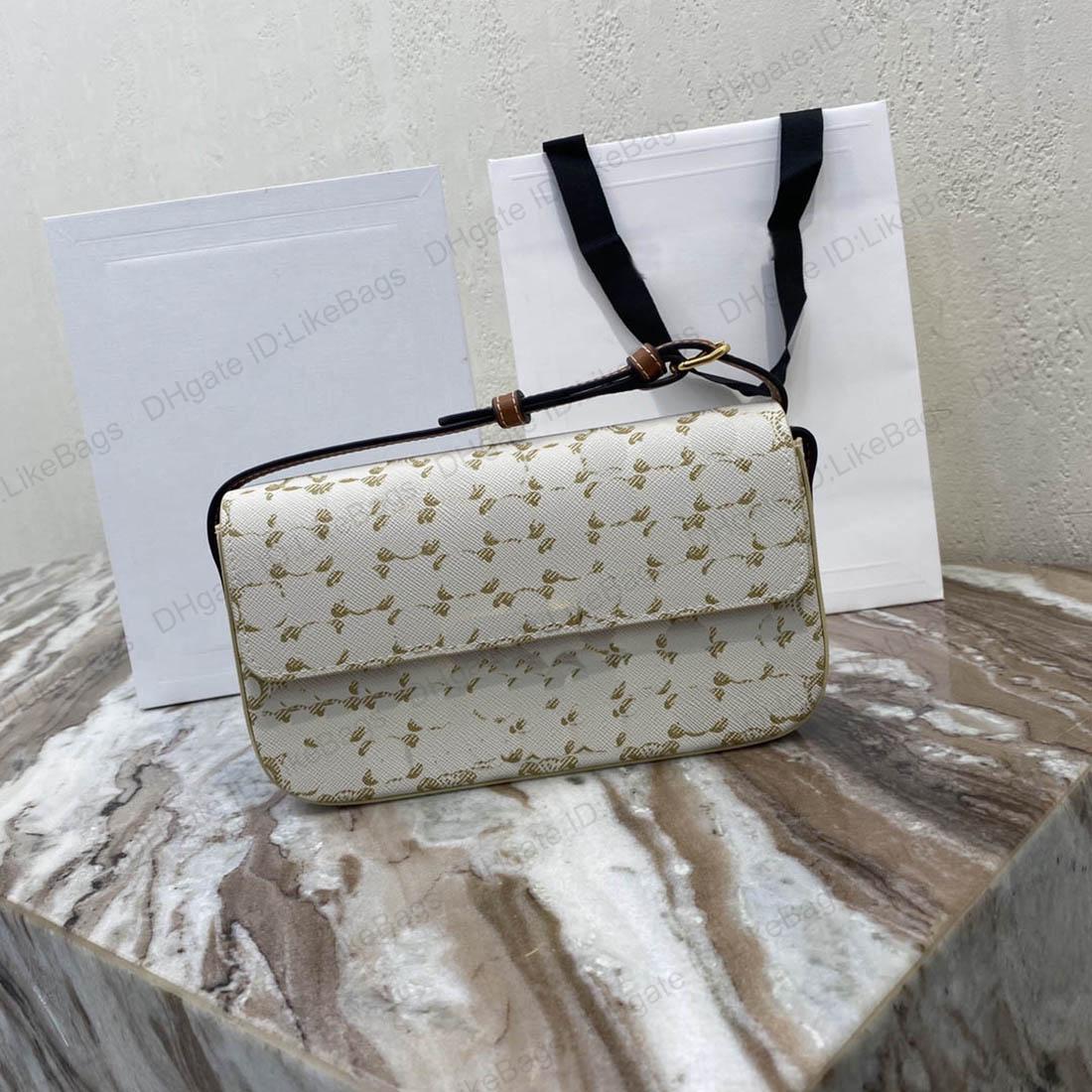 2021 Luxurys Sommertaschen Ssspring ARC de Triomphe Personal Underarm Bean Curd Echtes Leder Kleiner Quadrat Western Stil Eine Schulter Tragbare Frauen Morteranger Tasche