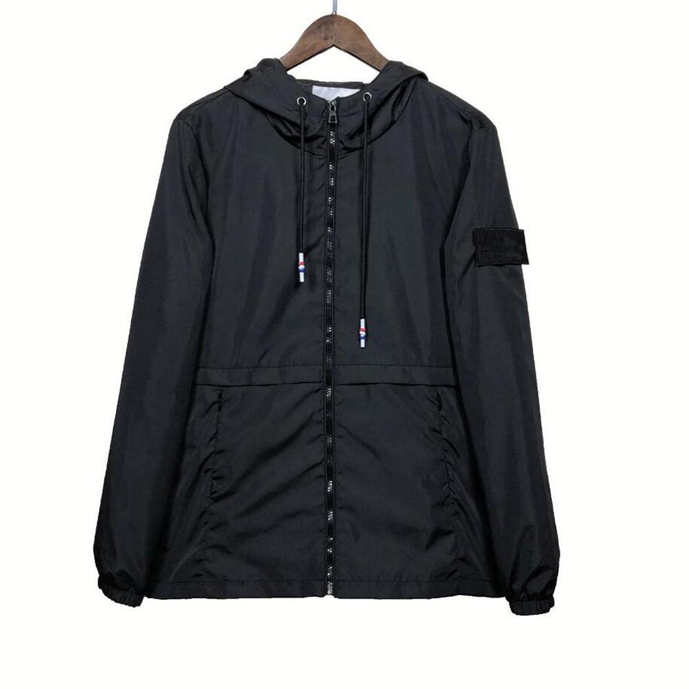 디자이너 망 재킷 코트 가을 Windrunner 자켓 브랜드 디자이너 스포츠 윈드 브레이커 캐주얼 자켓 남성 탑스 의류 새로운