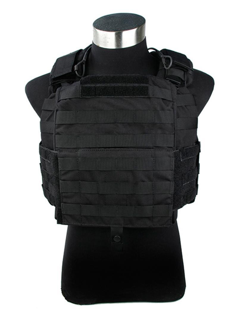 Jaquetas de caça TMC2705-BK colete tático armazenado em equipamentos