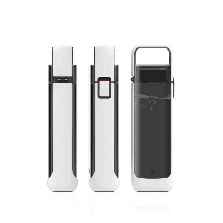 2021 زجاجات المياه ekooror migaloo كوب مفيد كأس الأعمال الترفيه الرياضة الكؤوس صحية حزمة جميلة حجم 70 * 230 ملليمتر