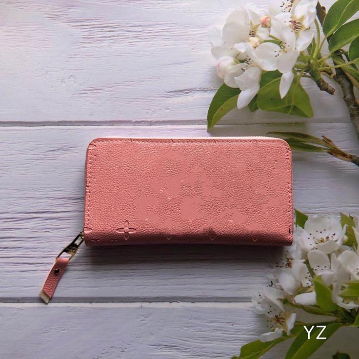 Top Qualität Reißverschluss Brieftaschen Frauen Geldbörse Lange Brieftasche Mode Dame Clutch Männer Umhängetasche Damen Handtaschen # 148