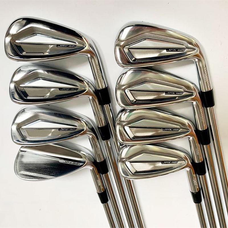 Golfclubs JPX921 5-9.P.S.s Irons Club Graphite Welle R oder S Flex Iron Set