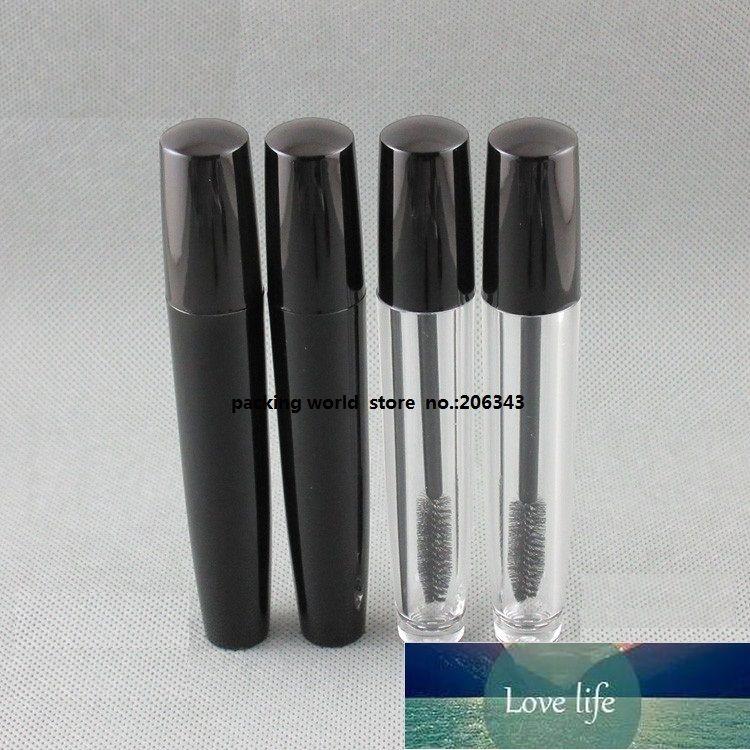 포장 병 8ml 마스카라 / 화장품 펜을위한 블랙 / 투명 플라스틱