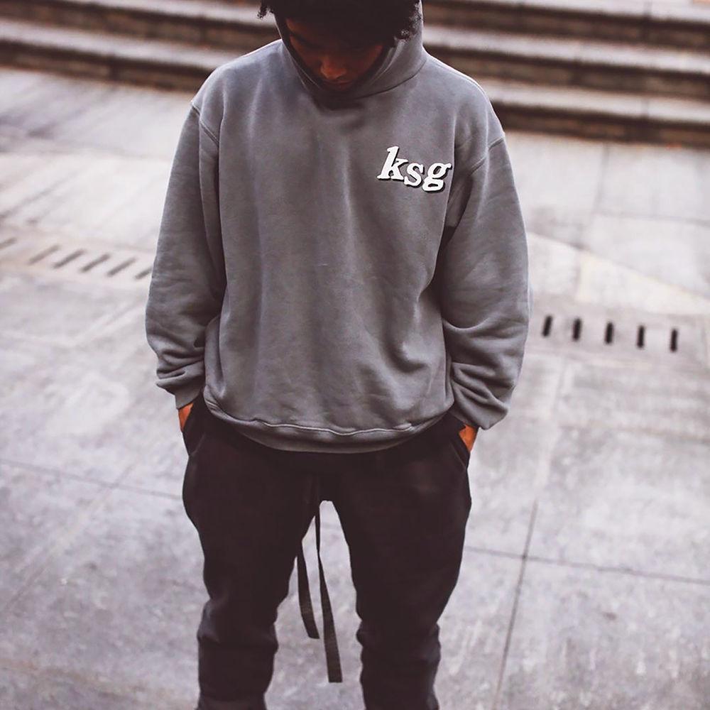 Kanye2021 Tendência americana europeia impresso camisola masculina e mulheres amantes góticos letra inglesa pullover hoodie