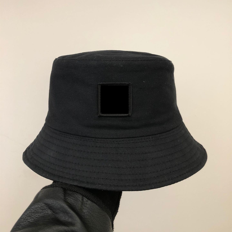 Balde chapéu Cap Fashion Moda Homens Brim Grande Chapéus Homem Mulheres Designers Unisex Sunhat Fisherman Caps Emblemas Bordados Respirável Casual Altamente Qualidade