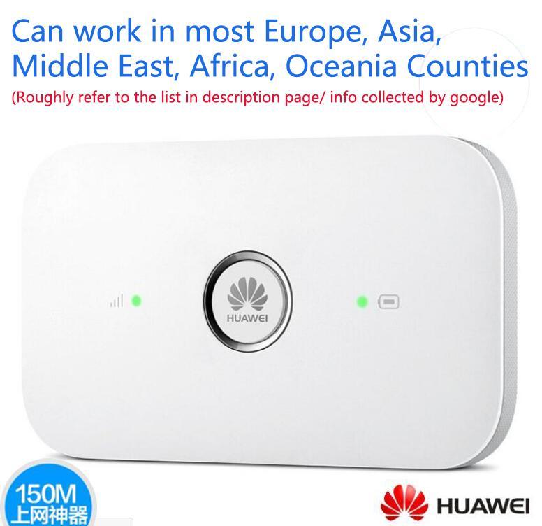 Разблокированы Huawei E5573 E5573S-609 E5573S-322 4G LTE FDD 3G беспроводной WiFi мобильные точки доступа к точке доступа