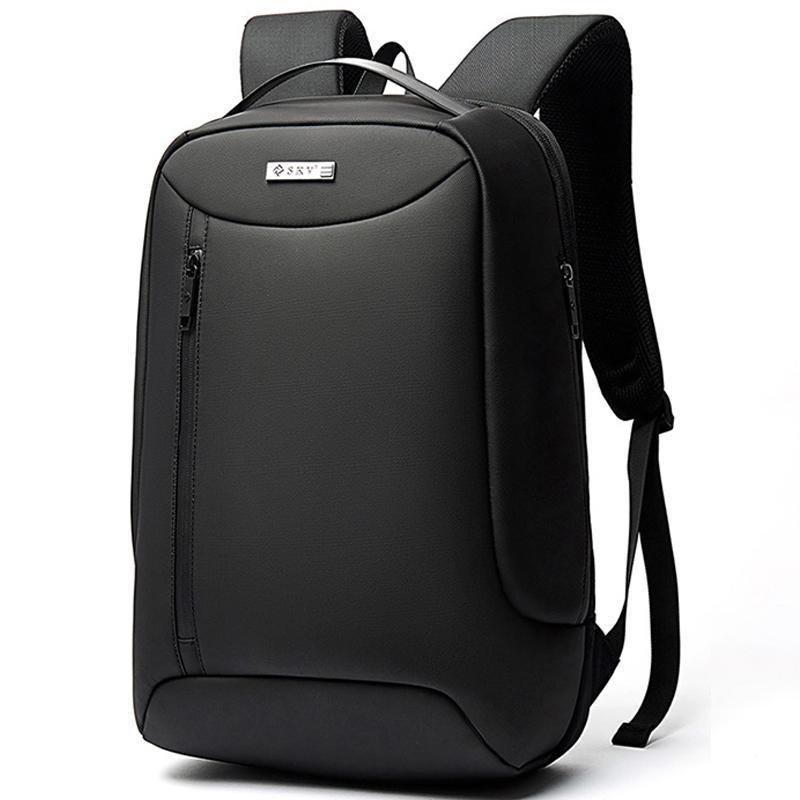 SUUTOOP - Çok fonksiyonlu hırsızlık sırt çantası, 15.6 inç dizüstü bilgisayar, erkek, USB ile seyahat çantası, iş sırt çantası