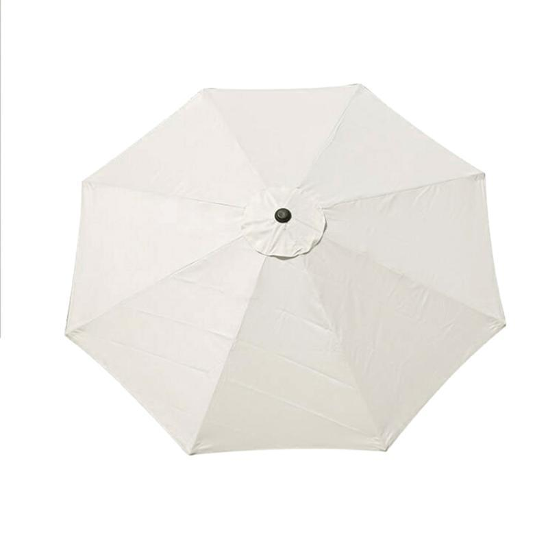 الظل الشاطئ استبدال المظلة المظلة الخمص الفناء المضادة للأشعة فوق البنفسجية حمام السباحة حزب الديكور سهلة لتثبيت حديقة مظلة